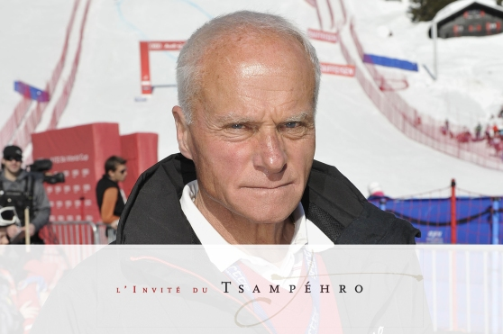 Invité Tsampéhro - Marius Robyr