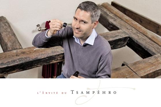 Invité Tsampéhro - Richard Pfister